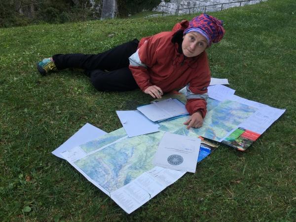 Plánování a příprava túry