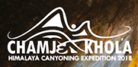 Canyoning Expedition CHAMJÉ KHOLA 2018